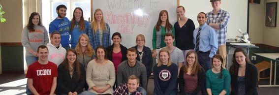Kinesiology Club Photo