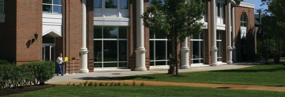 View of Lane Student Center