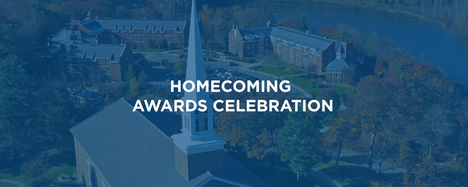 Homecoming Awards Celebration