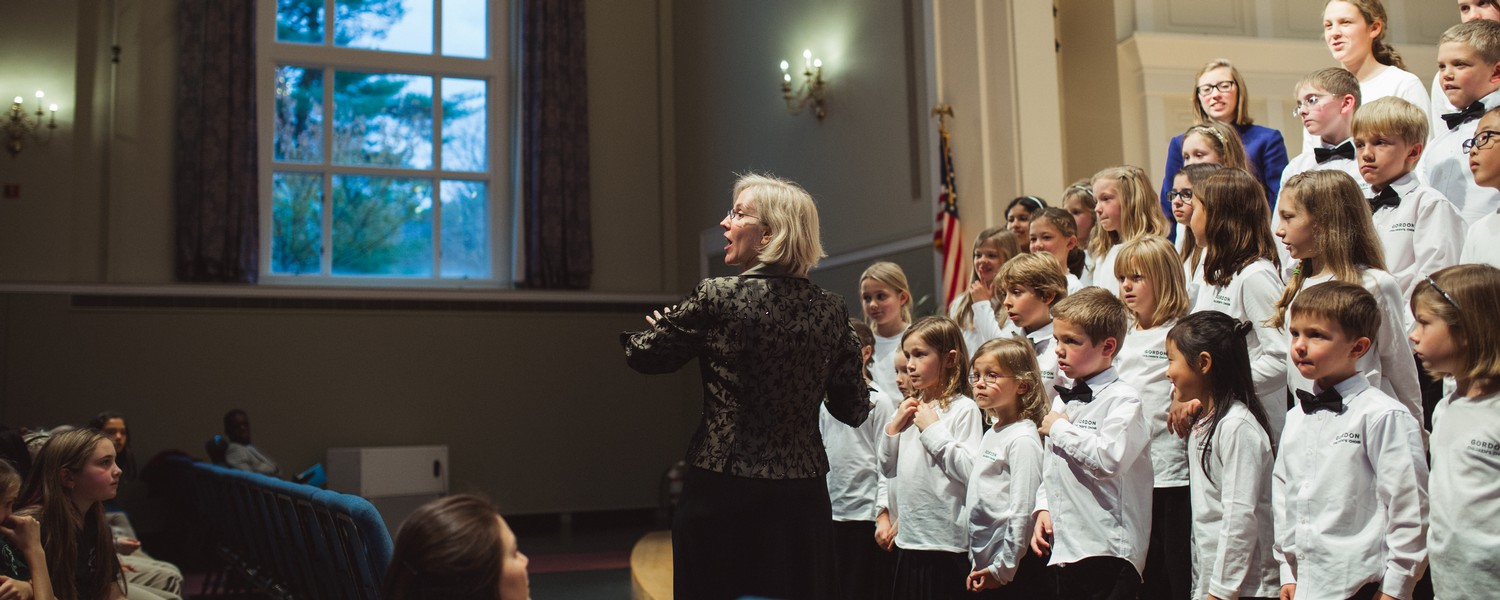 Childrens Choir Community of Song