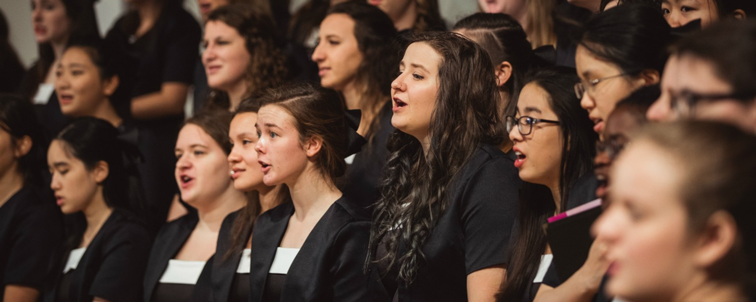 Undergraduate Womens Choir