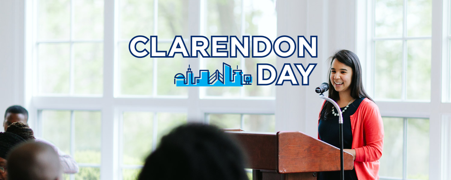 Clarendon Scholars Day photo