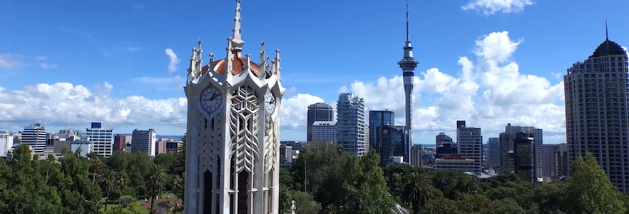 Auckland city -Photo by Farooq Chuhan