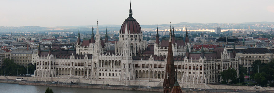 Hungarian Parliament Bldg