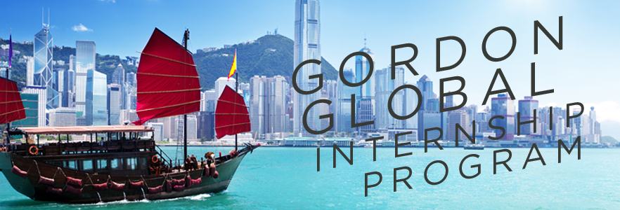 Gordon Global Internships