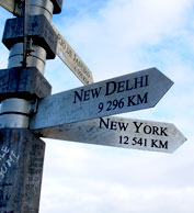 This Way to India