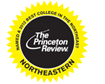 Princeton Review Best Northeaster Colleges badge