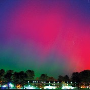 Northern Lights at Gordon