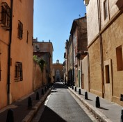 Quartier Mazarin of Aix