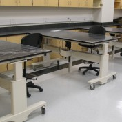 E-lift tables