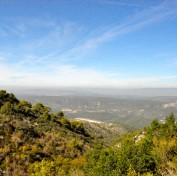 View from Mont Ste Victoire