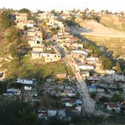 Houses in Tijuana