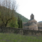 Cistercian Abbey in Luberon Valley