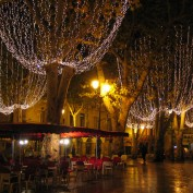 Aix Night Scene