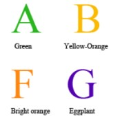 Grapheme Color