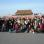 Thumbnail of Students in front of the Forbidden City