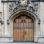 Thumbnail of Building doors at Oxford University