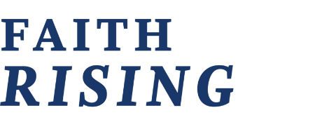 Faith Rising logo