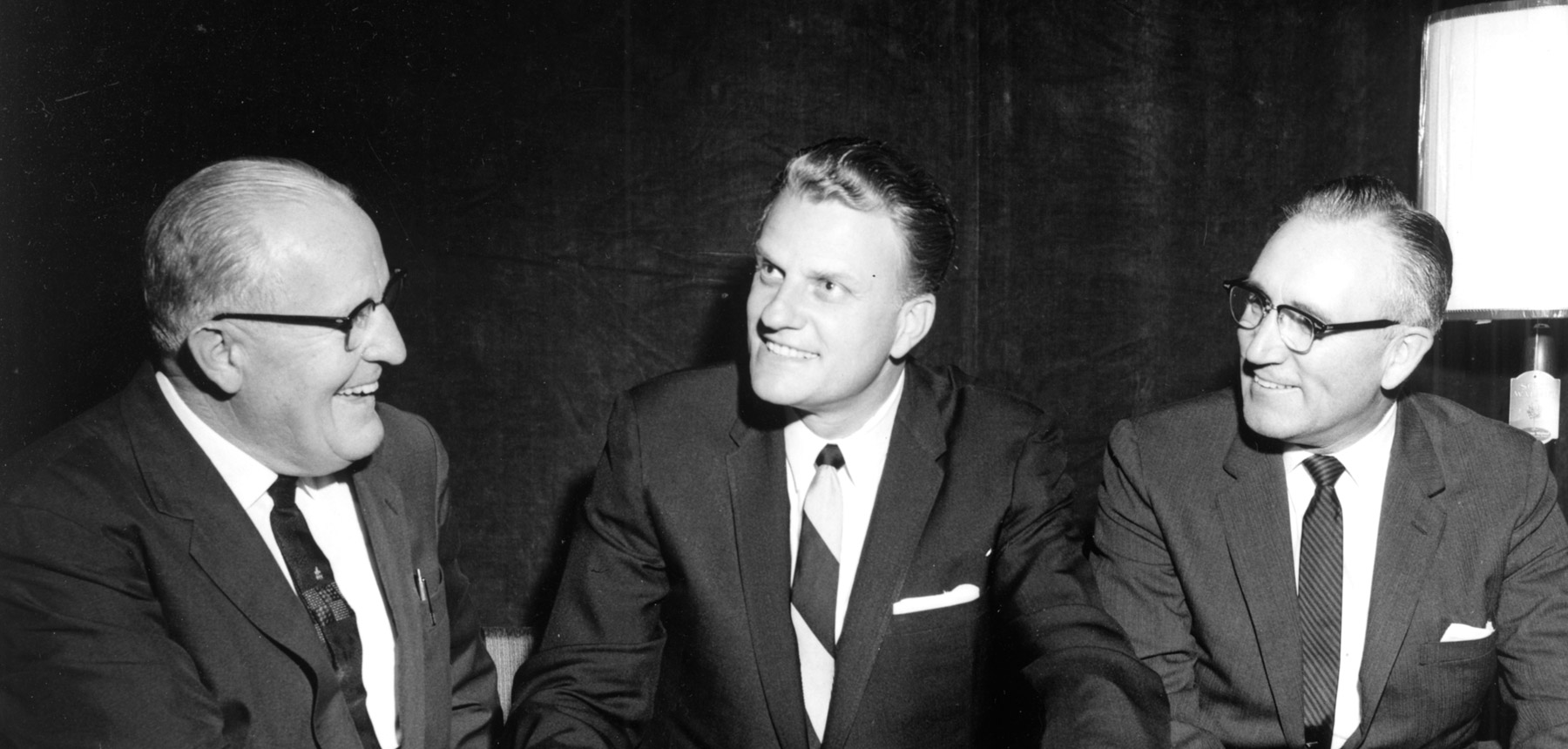 Billy Graham at Gordon