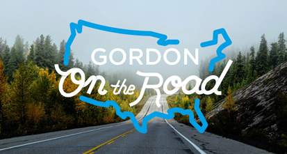 On the Road with Gordon