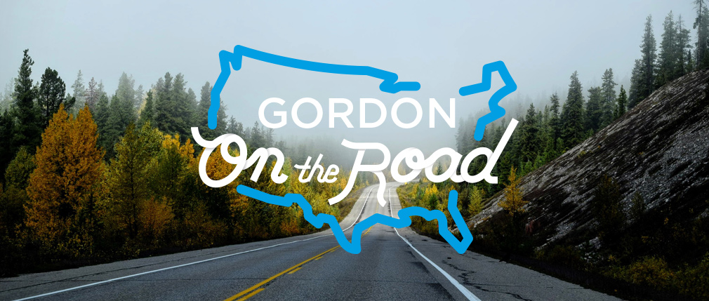 Gordon on the Road