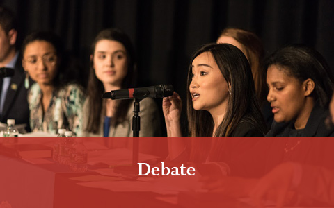 Annual JAF Debate