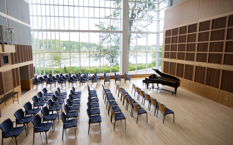 Phillips Recital Hall