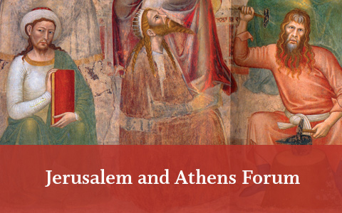 Jerusalem and Athens Forum