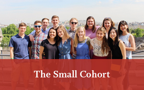 The small cohort