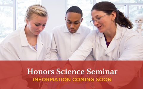 Honors Science Seminar