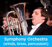 Symphony Orchestra: Winds Brass Percussion