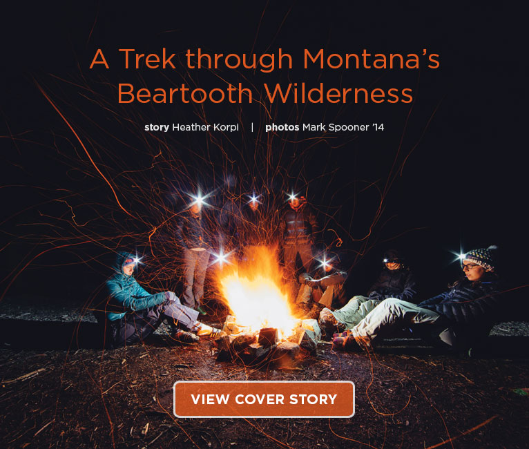 Feature Story: A Trek through Montanas Beartooth Wilderness