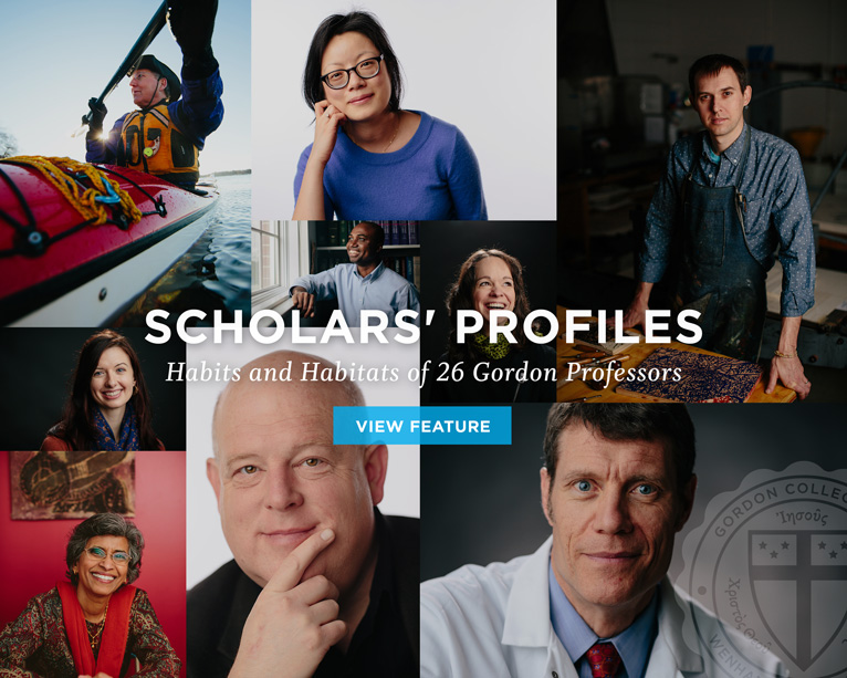 Feature Story - Scholars Profiles