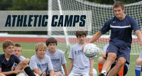 kids at soccer camp