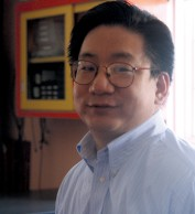 Physics professor David Lee