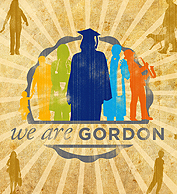 We Are Gordon Logo