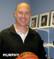 Tod Murphy: Mens Basketball