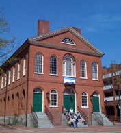 Salem Old Town Hall