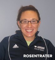 Ruth Rosentrater: Womens Volleyball