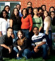 New City Scholars group photo