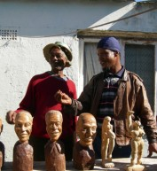 Two South African sculptors